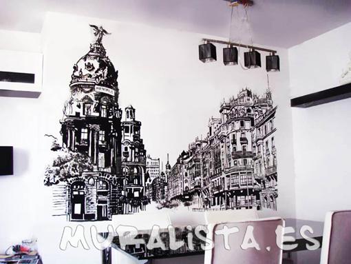 Pintar Dibujos En Paredes. Best Gallery Of Pequeo Rincn De La Casa ...
