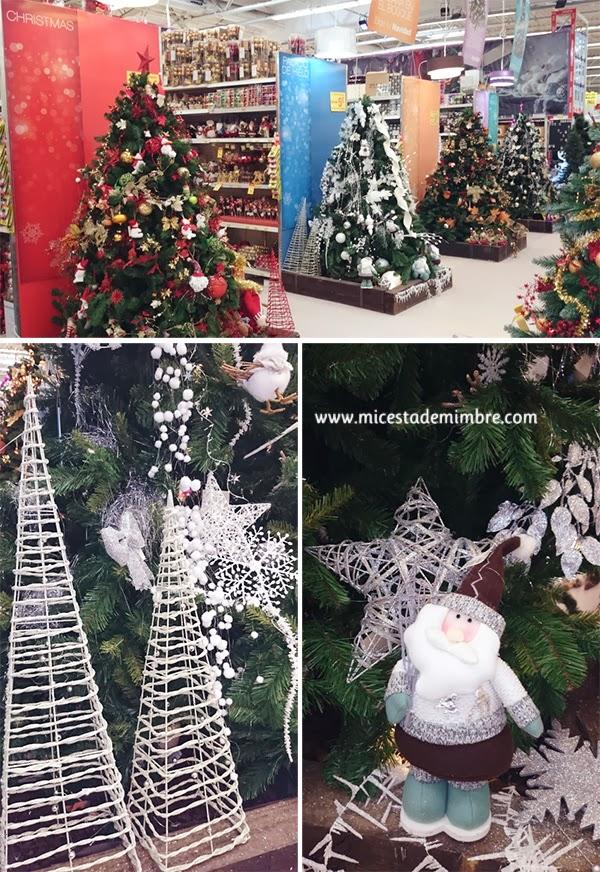 Leroy merlin y nuestras fotos de navidad mi cesta de - Mimbre leroy merlin ...